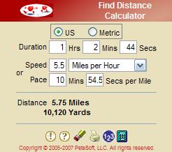 Find Distance